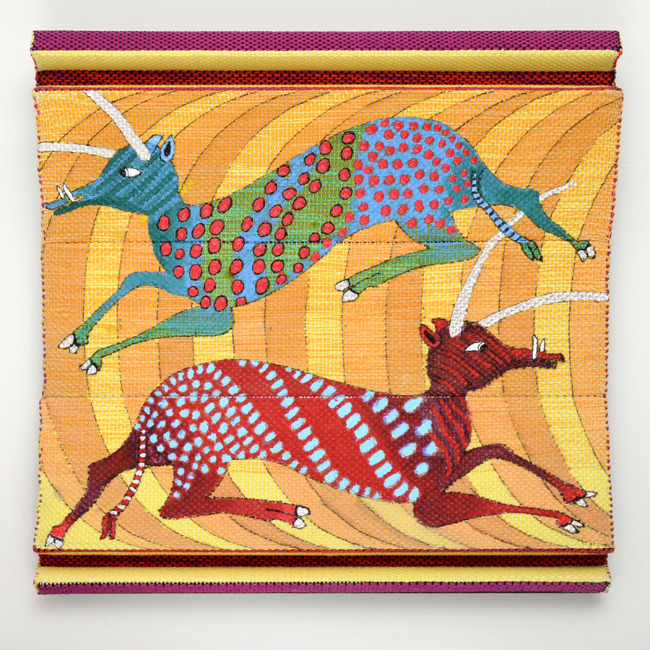 Myth Tablet III  RUNNING GAZELLES