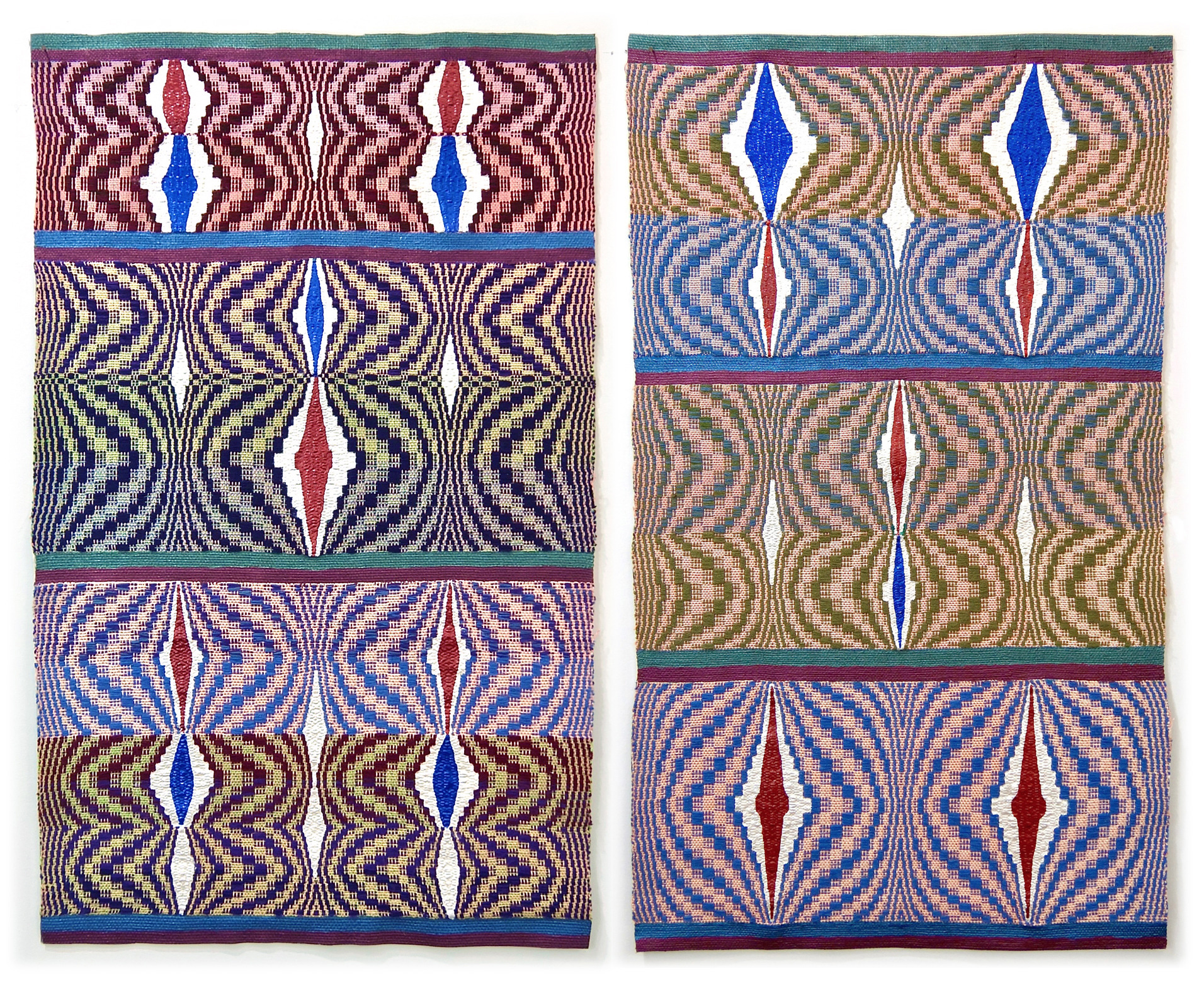 Red, White, Blue    Series 1